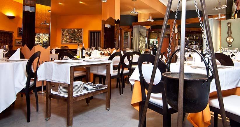 restaurante el caldero calle huertas