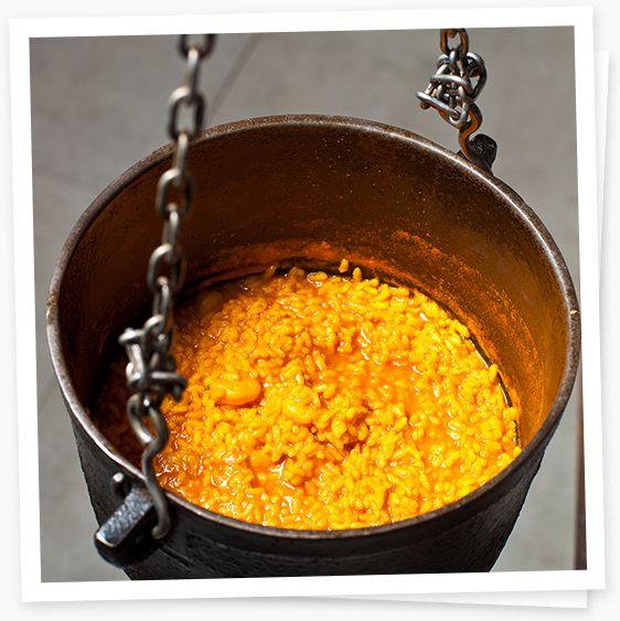 arroz al caldero restaurante el caldero madrid huertas Murcia en Madrid