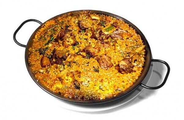 paella restaurante el caldero 601x393 Restaurante El Caldero