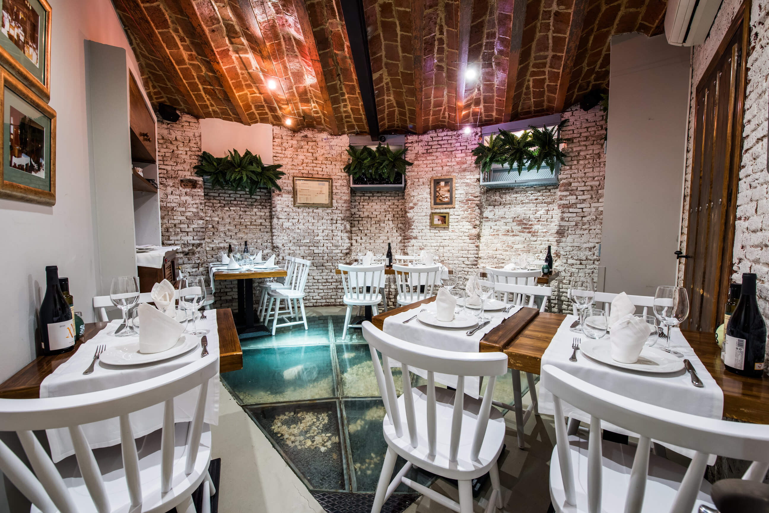 restaurante murciano el caldero salon privado Restaurante El Caldero