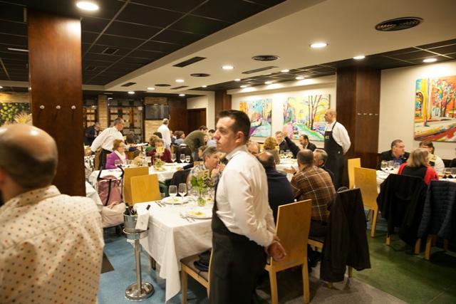 """MG 9342 El restaurante El Caldero y La Barra de la Torre se unen para cocinar una cena murciana """"al alimón"""""""