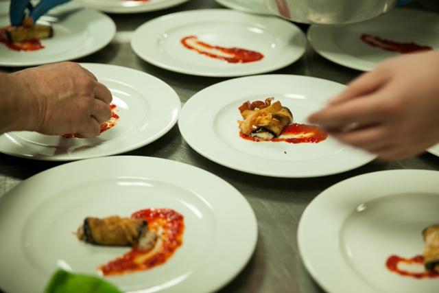 """MG 9386 El restaurante El Caldero y La Barra de la Torre se unen para cocinar una cena murciana """"al alimón"""""""